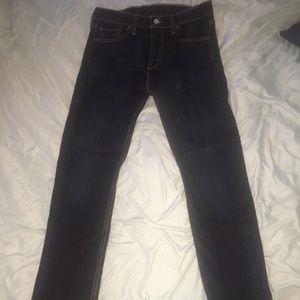 Levi's 510 Jeans Indigo Blue Wash - Men's 30 x 30